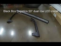 50 led light bar install on a jk 50 led light bar install on a jk