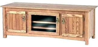 Mission Style Corner Tv Stands For Flat Screen Tvs Oak Stand O Less ...