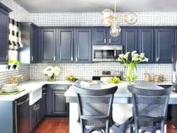 slate blue kitchen cabinets view in gallery colorful to add a spark your home colored for
