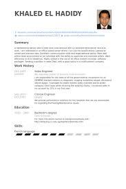 Sales Manager Resume Examples Sales Engineer Resume Samples Sales