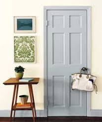 paint interior doorsUpdate Your Decor With Easy Paint Projects  Real Simple
