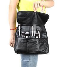 makeup artist brush belt strap a holder cosmetic tools case bag 21 pockets