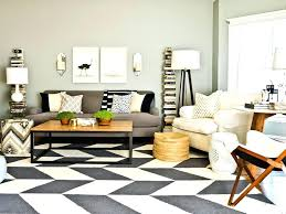living room with rugs living and white living room rug great black and white chevron rug