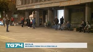 SICILIA - MUSUMECI FRENA SULLA ZONA GIALLA - YouTube