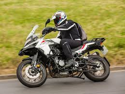 <b>BENELLI TRK 502</b> (2017-on) Review | Speed, Specs & Prices | MCN