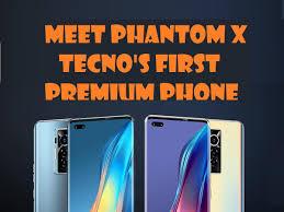 Tecno Phantom X goes official; meet the ...