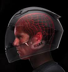 bell helmets new 3d scanning technology for motorcycle helmets