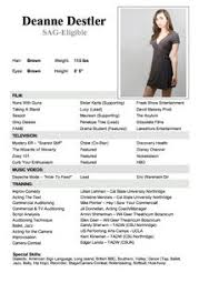 resumes for models pin by kristine weiss on keira modeling pinterest child actors