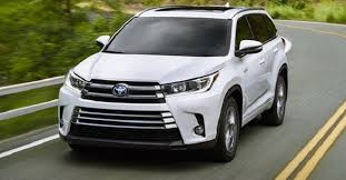 2018 toyota highlander limited. plain 2018 2018 toyota highlander hybrid throughout toyota highlander limited g