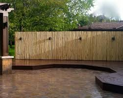 Bamboo Privacy Fence Screen Home Design Interior Home Decor Bamboo Privacy  Screen