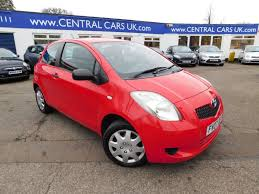 Used Red Toyota Yaris for Sale | Essex