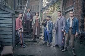 Und somit wären die vier von der baker street komplett, das jüngste detektivteam der viktorianischen epoche! Die Bande Aus Der Baker Street Film Kritik Trailer Filmdienst