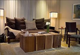 Plaid Living Room Furniture Rustic Design Ideas For Living Rooms Mixing Traditional And