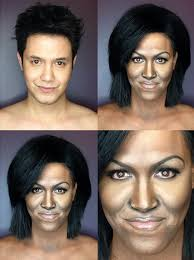 makeup artist pletely transforms himself into female celebrities insram pochoy 29