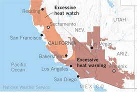 Hot weather expected into Tuesday for ...