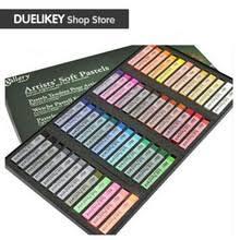 48 Цвет Арт <b>Мягкие карандаши для</b> рисования комплект мягкий ...