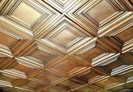 Decorative Ceiling Tiles Lowes Faux Metal Ceiling Tiles Lowes HBM Blog 4