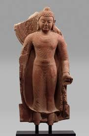 buddhism and buddhist art essay heilbrunn timeline of art standing buddha offering protection