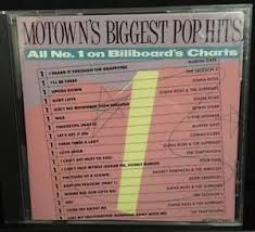 Details About Motown S Biggest Pop Hits All No 1 On Billboard S Charts