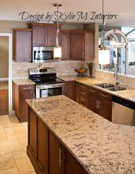 Granite Kitchen Floor Tiles Dark Kitchen Cabinets And Tile Floors Quicuacom