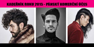 Kadeřník Roku 2015 Pánský Komerční účes Modacz