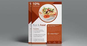 Flyer Design Food 25 Food Flyers Word Psd Ai Eps Vector Design Trends