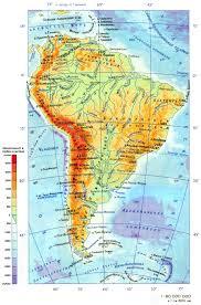 Видеоурок Географическое положение Южной Америки по предмету  Рельеф и горная система