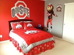 ohio state room decorations the state room i designed painted and decorated for my son ohio ohio state