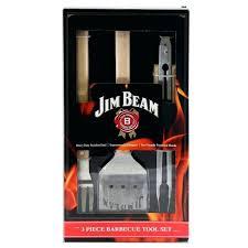 jim beam set beam 3 piece grilling tool set jim beam s cut set jim