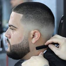 super short clean men s haircut