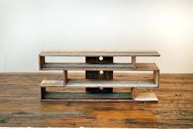wooden tv stand with wheels sumptuous reclaimed wood stand in living room contemporary with next to wooden tv stand