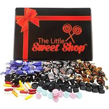 liquorice sweet gift her letterbox buster crammed full of delicious rich liquorice