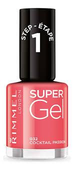 Купить <b>гель</b>-<b>лак для ногтей Super</b> Gel Nail Polish 12мл Rimmel ...
