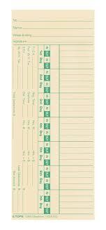 Bi Weekly Time Card Tops Time Card Bi Weekly Time Card Manila Time Card