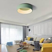 indoor lighting designer. Nordic Art Circle Kitchen Led Ceiling Light Multicolor Creative Loft Dining Room Bedroom Designer Indoor Lighting A