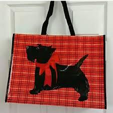 Vera Bradley Scottie Dog Pattern