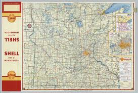 shell highway map of minnesota (northern portion) david rumsey Mn Highway Map shell highway map of minnesota (northern portion) mn highway map pdf