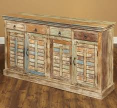 Louvered Bedroom Furniture Contemporary Server With Louvered Doors By Largo Wolf And