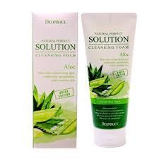 <b>Пенка для умывания Deoproce</b> Cleansing Foam Green Edition Aloe