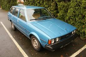 OLD PARKED CARS.: I think this makes eleven: Ben's 1980 Toyota ...