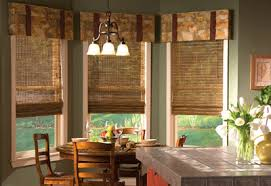 Kitchen bay window treatments curtains for ideas classy captures ideas pics  photos