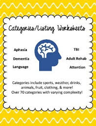 Find activities for people with alzheimer's or dementia, including social, physical, creative and learning activities that can be done at home. Dementia Therapy Worksheets Teaching Resources Tpt