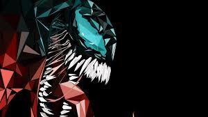 Venom Abstract 4k Venom wallpapers ...