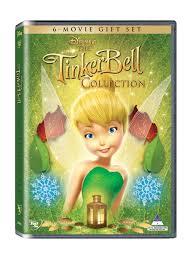 tinkerbell 1 6 box set dvd