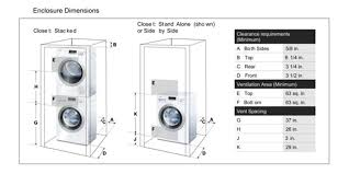 washer dryer clearance. Washer And Dryer Dimensions For Stackable In Mm Google Search Garage Remodel 2 Clearance R