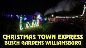town express full ride at busch gardens williamsburg
