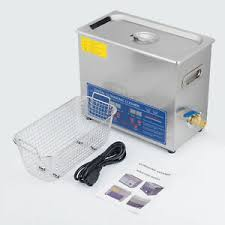 image is loading 1 6gal ultrasonic cleaner cleaning snless steel jewelry