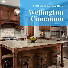 types of kitchen cabinets wellington cinnamon kitchen cabinets fabuwood