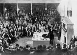 electric motor michael faraday. Faraday Giving Christmas Lecture In Royal Institute Electric Motor Michael I