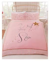 wish upon a star single duvet cover and pillowcase set